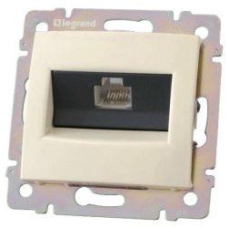 Valena  1*RJ45 informatikai aljzat UTP Cat. 5e csont 774138