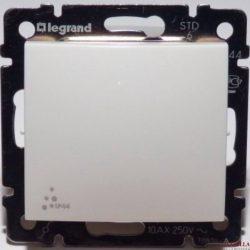 Valena  váltókapcsoló keret nélkül  fehér IP44 774206