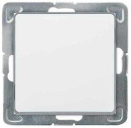 Cariva 107 keresztkapcsoló keret nélkül  fehér 773607