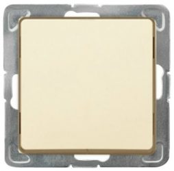 Cariva 107 keresztkapcsoló keret nélkül bézs 773707