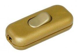 Zsinórkapcsoló arany Kopp 1913.0700.3