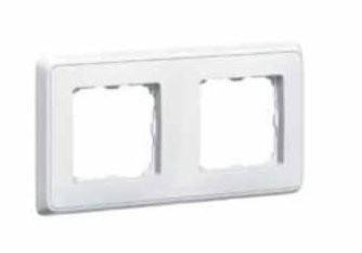 Cariva keret 2-es  fehér 773652