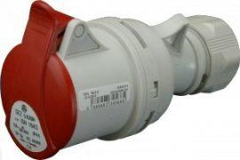dafh 323 ipari dugalj 4 pólusú lengőalj ISN 3243