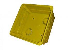 doboz  Mü  III 100-as sárga alj Dunszt D-1101