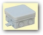 Elágazódoboz  75*75*37mm IP54 GAO 5232H