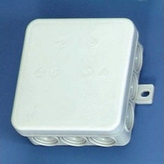 Elágazódoboz 100*100*37mm  IP54 GAO 5233H