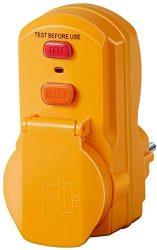 Fi relé 16A 220V 30ma IP54 dugaljba dugható Brennenstuhl 1290630