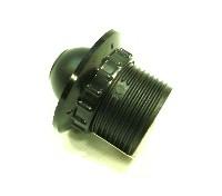 foglalat bakelit E27 normál csillár fekete DEL077