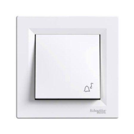 Asfora egypólusú nyomó fehér kerettel PROEPH0700121