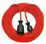 Ipari hosszabbító  20m-es piros 3*1,5 kábel Brennenstuhl 1162 040
