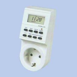 Kapcsolóóra dugaljba Emos digitális programozható TS-ED1