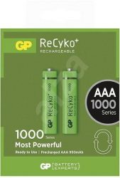 Akkumulátor mikro ceruza 1000 mAh GP AAA
