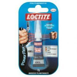 Loctite Super Bond Power Flex Gél univerzális pillanatragasztó 2 gramm