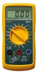 műszer EM391 digitális multiméter